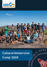 Cultural Immersion Camp 2019 brochure