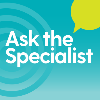 ask the specialist